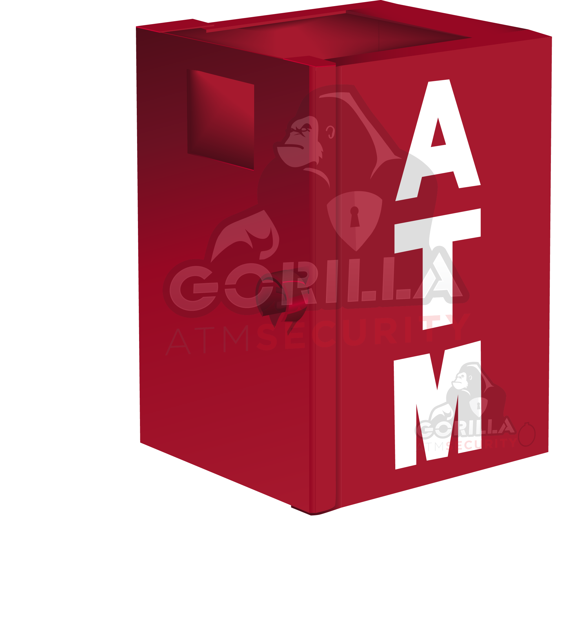 Gorilla ATM Security Enclosures - Raleigh, NC - Gorilla ATM Security