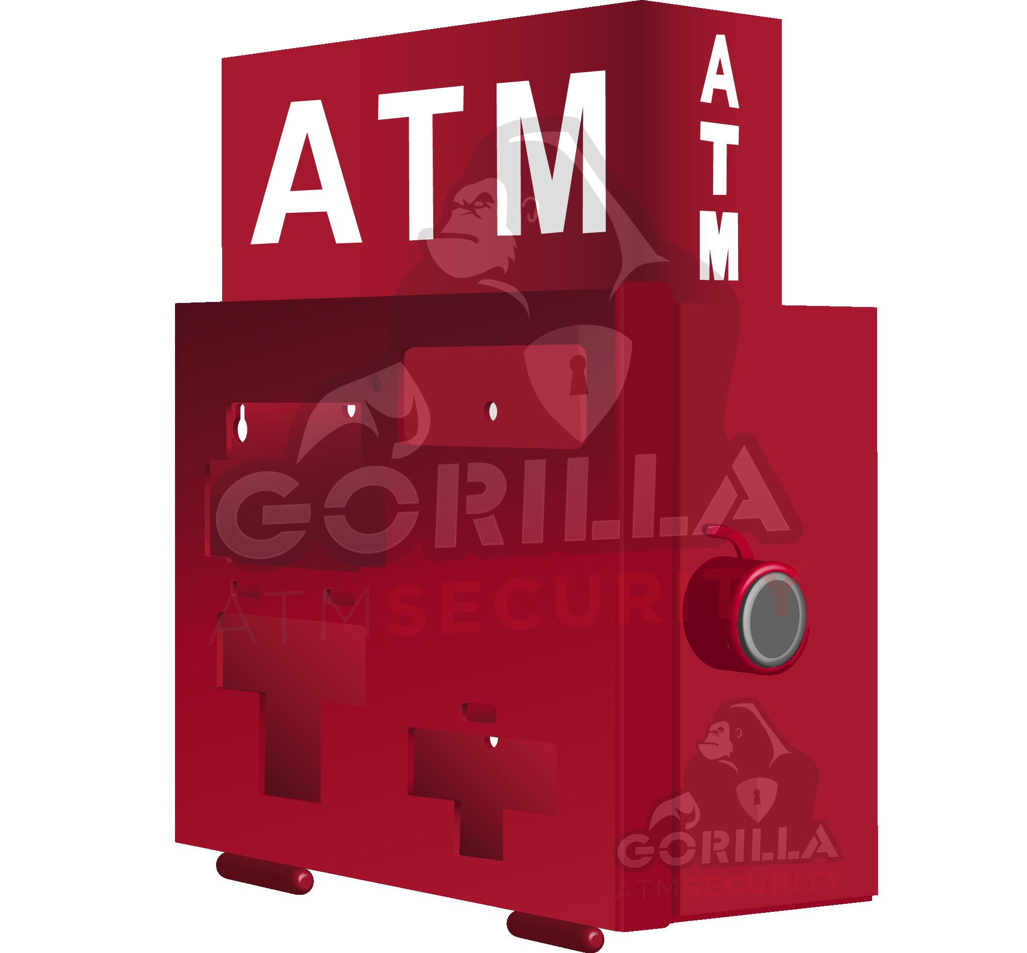 Gorilla ATM Security Enclosures - Raleigh, NC - Gorilla ATM Security